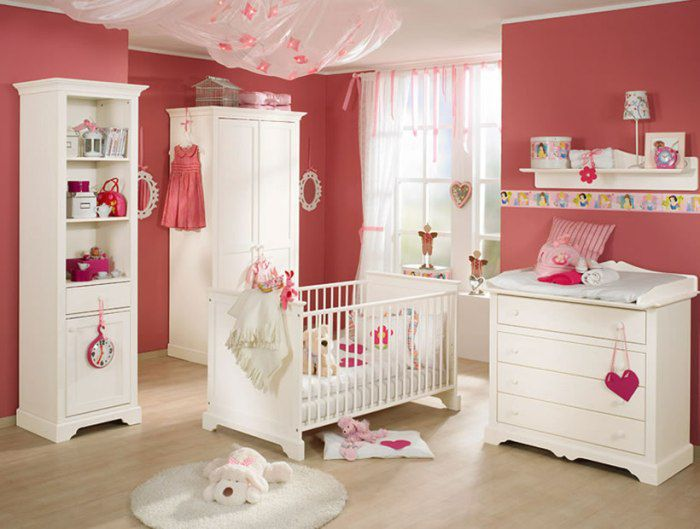 modern bedroom baby