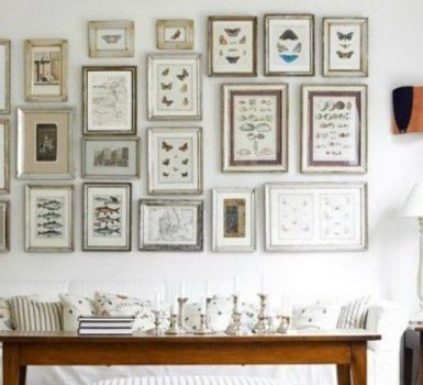 Country Wall Decals Ideas For Living Room