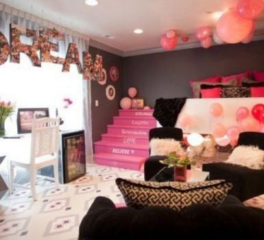 Looking For The Most Girly Living Room Ideas For Apartments