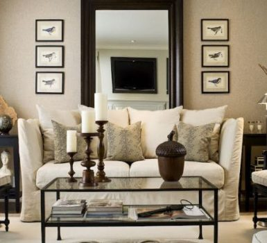 Using The Right Small Living Room Furniture Design Ideas
