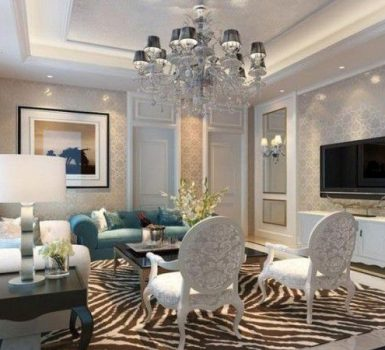 Charming Living Room Decorating Ideas For Large Space