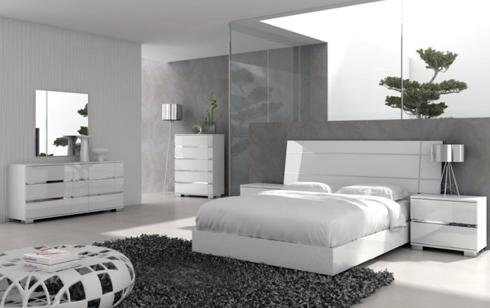 Modern Bedroom Sets - Using Modern Art To Sleep