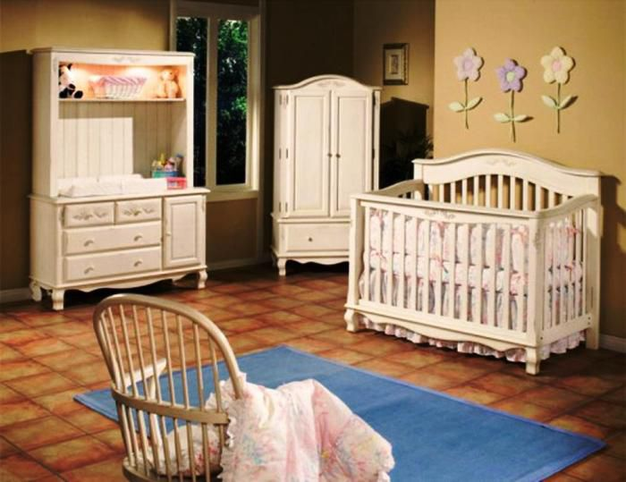 baby furniture sets antique white
