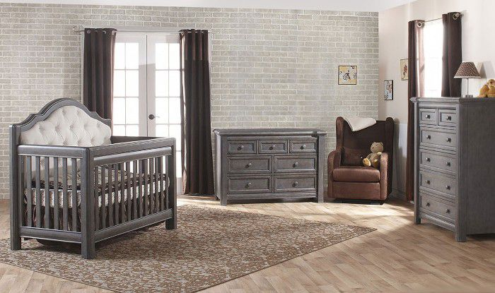 baby furniture sets in gray