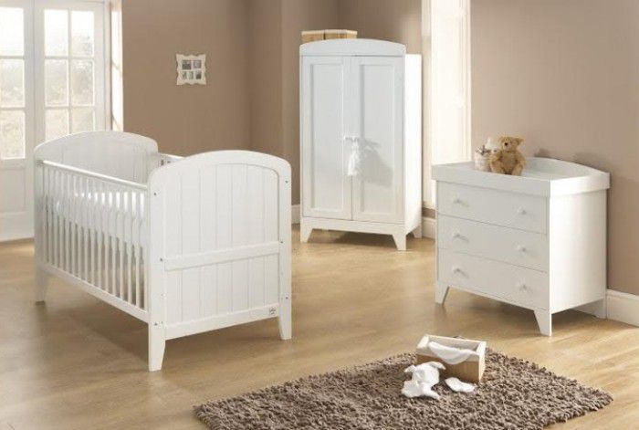 baby furniture sets in white