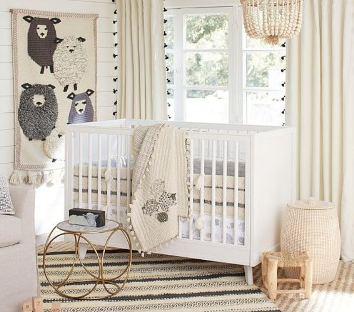 baby furniture sets pottery barn