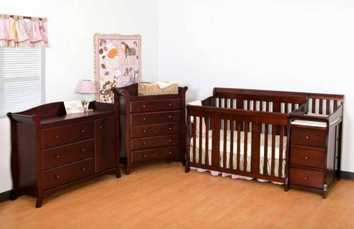 baby furniture sets solid wood