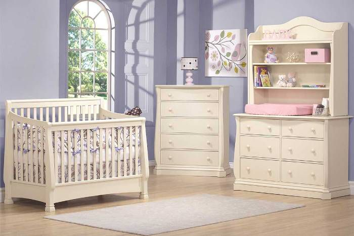 baby furniture sets with hutch