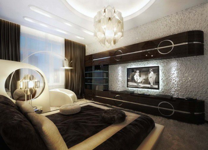 luxury modern bedroom sets