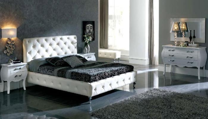 modern bedroom sets near me