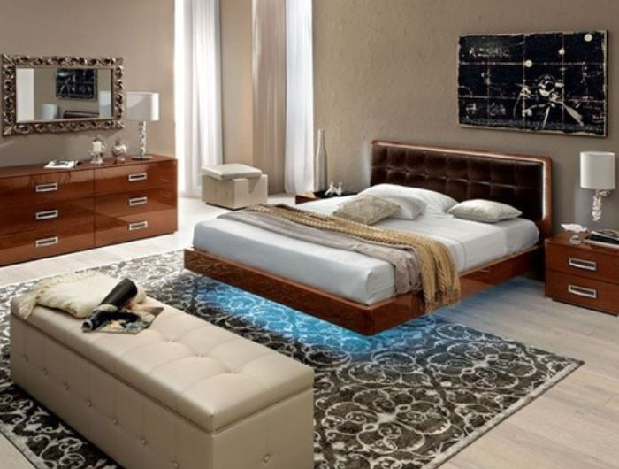 pictures of modern bedroom sets