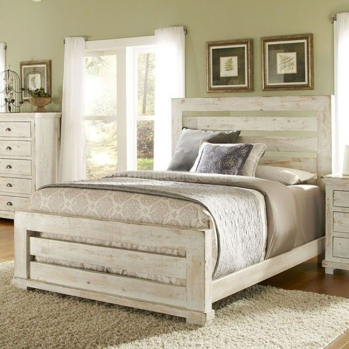 white bedroom furniture beach