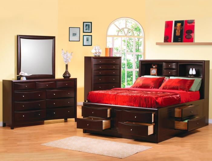 Bedroom Dresser And Chest Sets