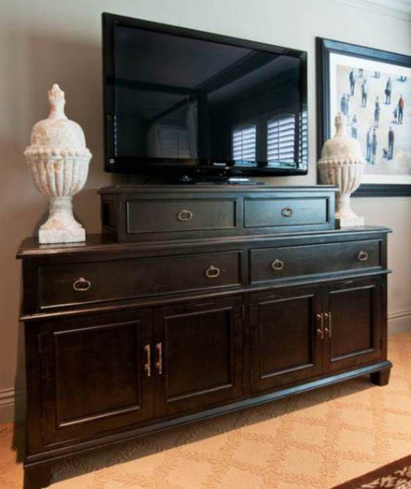 Bedroom Dresser Tv Stand