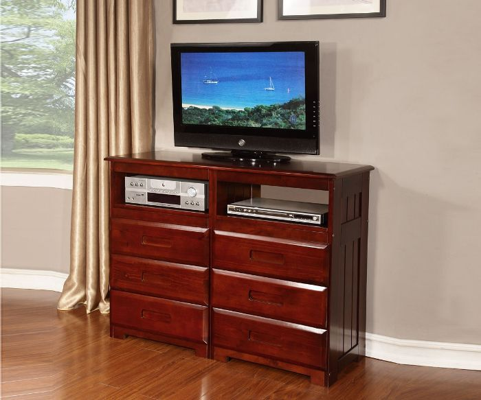 Bedroom Entertainment Dresser