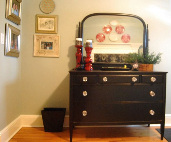 Black Bedroom Dressers And Chests