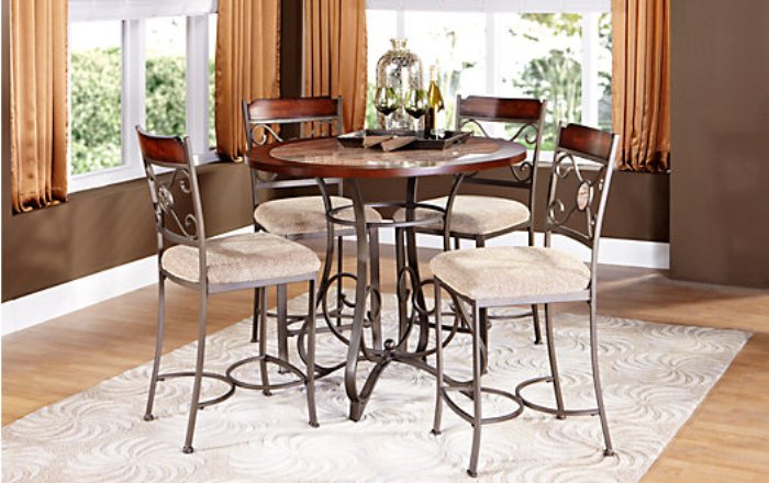 Suggestions for Buying Counter Height Stone Dining Sets