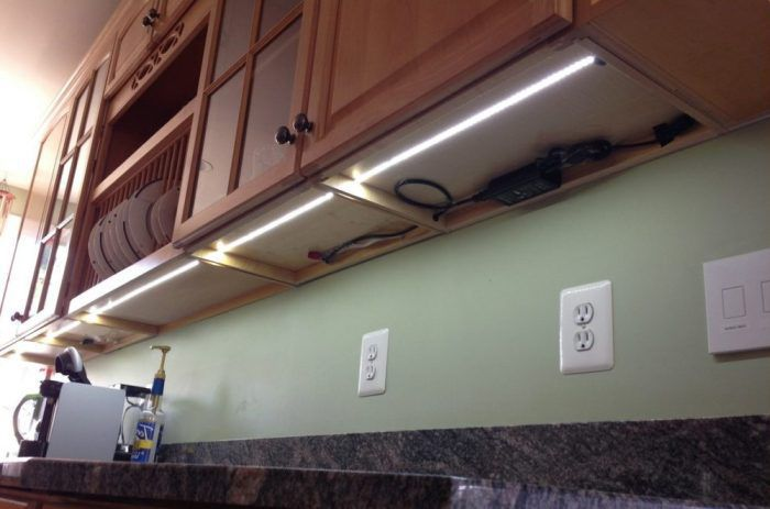 Hardwired Led Under Cabinet Lighting Dimmable