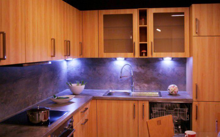 Kitchen Led Lighting Under Cabinet