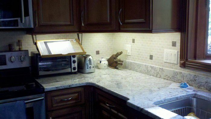 Kitchen Under Cabinet Led Lighting Kits