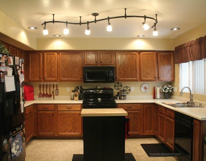Led Kitchen Ceiling Track Lighting