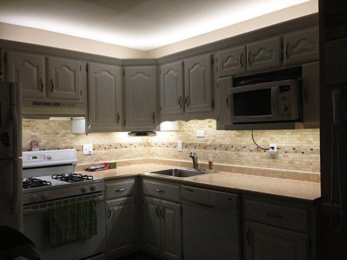 Led Kitchen Counter Lighting