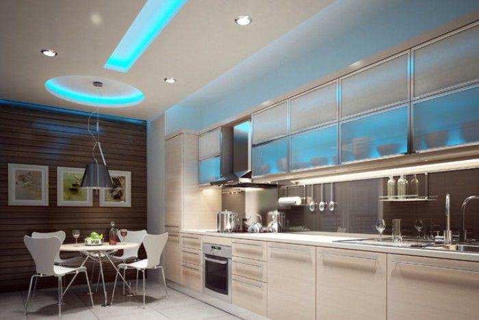 Led Lighting For Kitchen Ceilings
