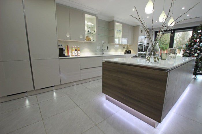 Led Lighting For Kitchen Units