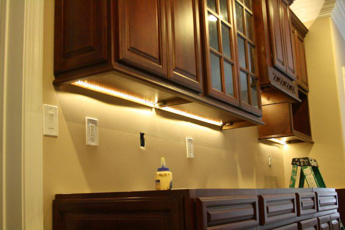 Led Tape Under Cabinet Lighting Reviews