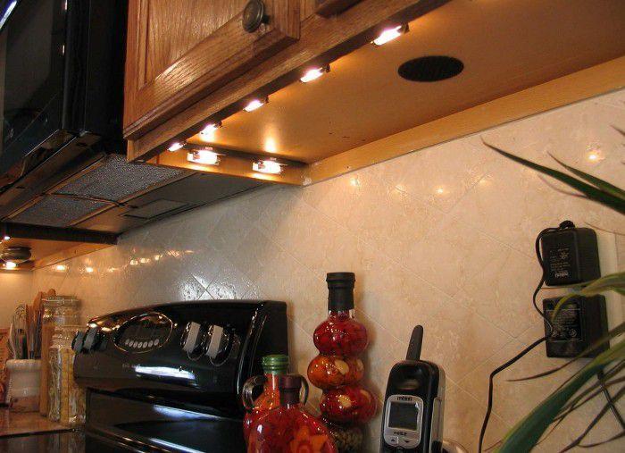 Led Under Cabinet Lighting Dimmer