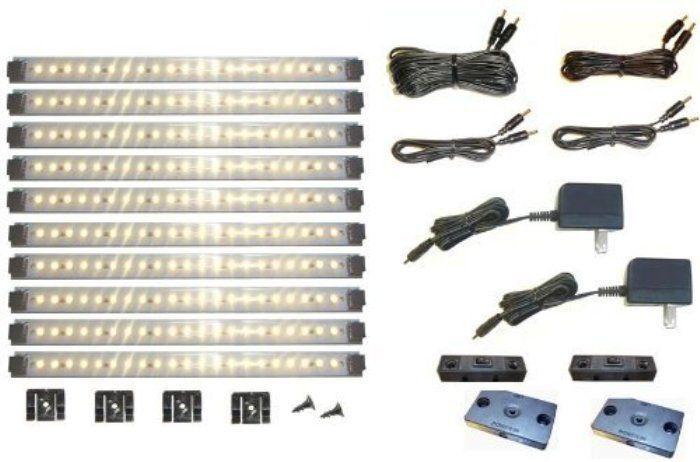 Led Under Cabinet Lighting Kits
