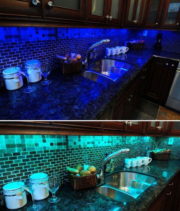 Led Under Cabinet Lighting Multicolor