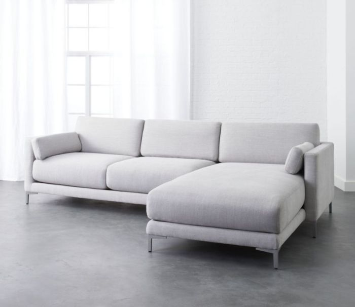 Living Room Sectional Sofa Bed