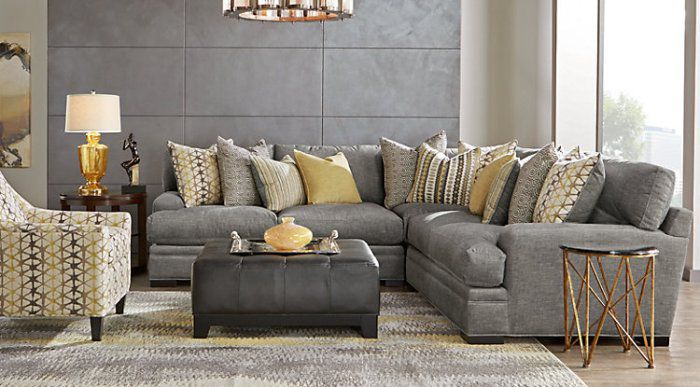 Living Room Sectional Sofa Sets