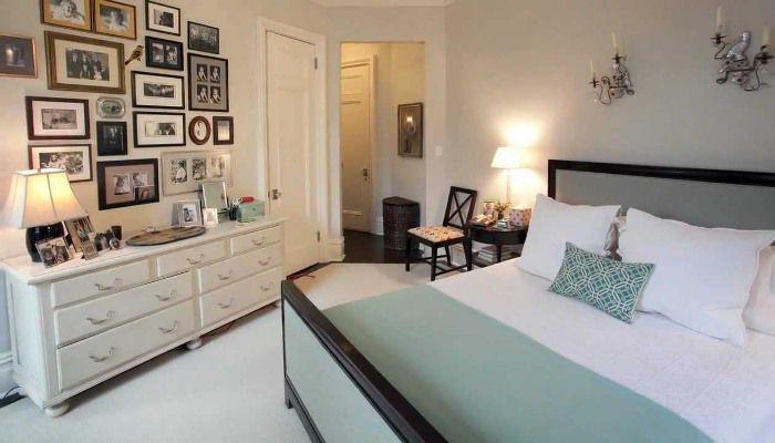 Master Bedroom Dresser Decor