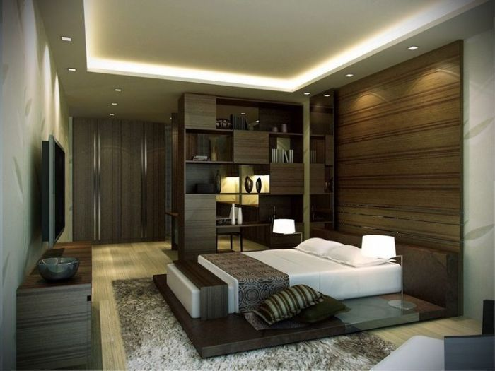 Modern Bedroom Ideas For Guys
