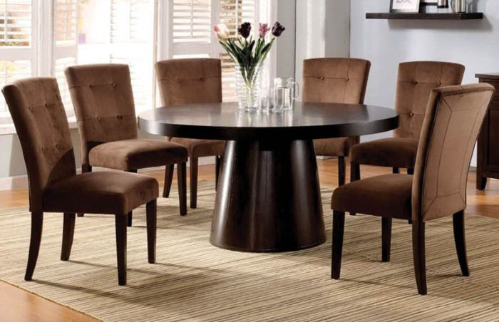 Modern Round Kitchen Tables And Chairs