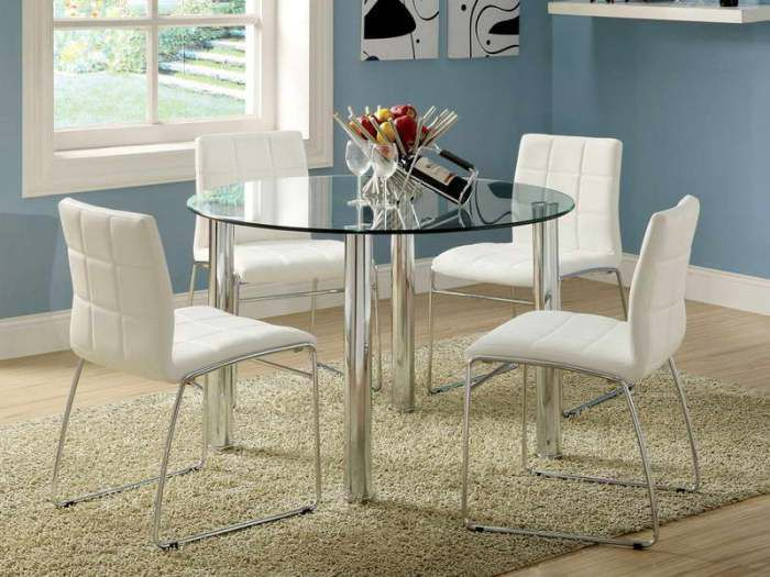 Round Kitchen Tables Ikea