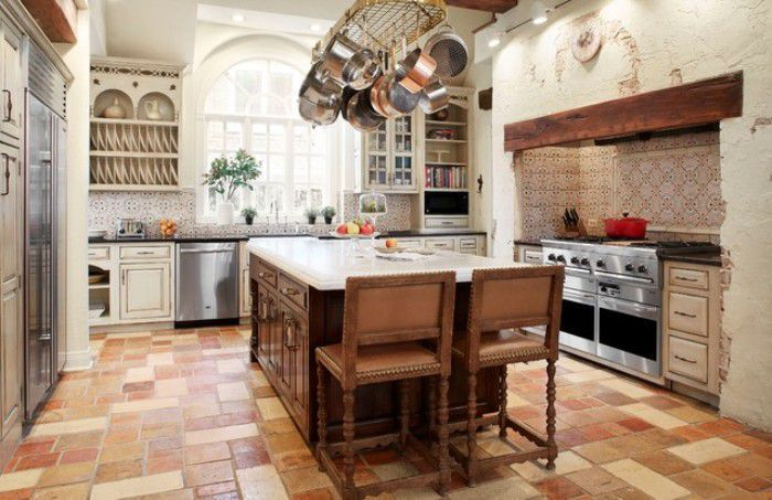 Rustic Farmhouse Kitchen Designs