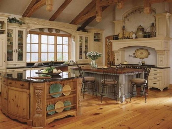 Rustic Italian Kitchen Designs