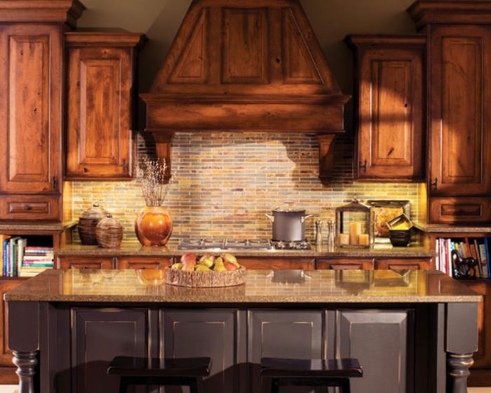 Rustic Kitchen Backsplash Pictures