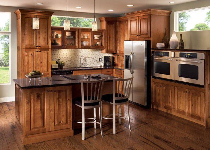 Small Rustic Kitchen Designs