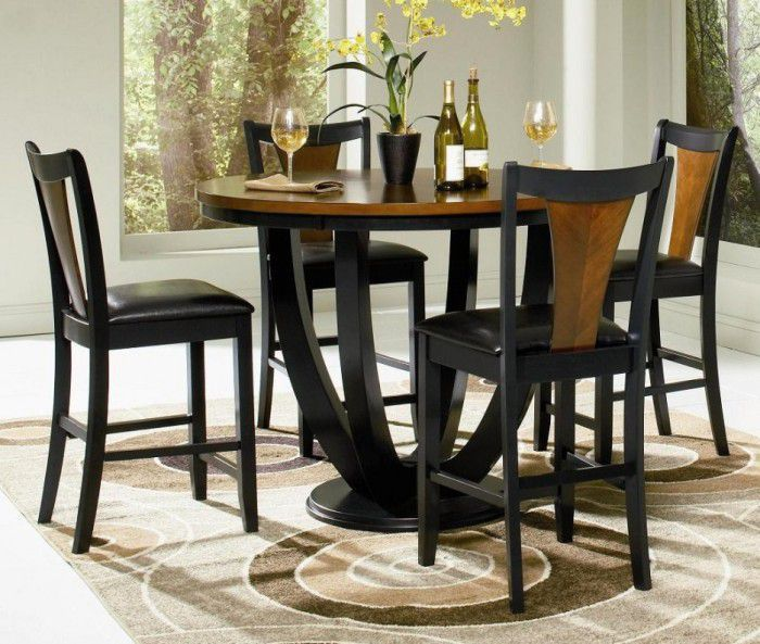 Tall Round Kitchen Tables