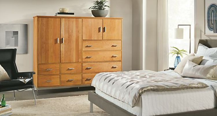 Good Custom Bedroom Storage Cabinet Ideas