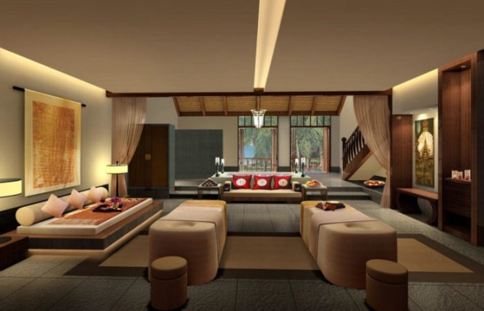 Japanese Style Living Room Design Ideas