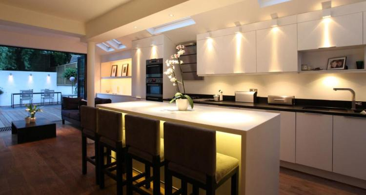 Tips for Kitchen LED Lighting Fixtures