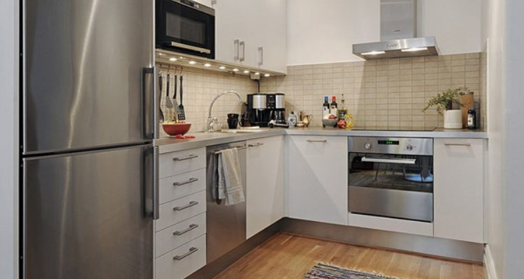 Kitchen Design Ideas for Small Space without Renovation
