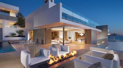 Modern Luxury Beach House Plans