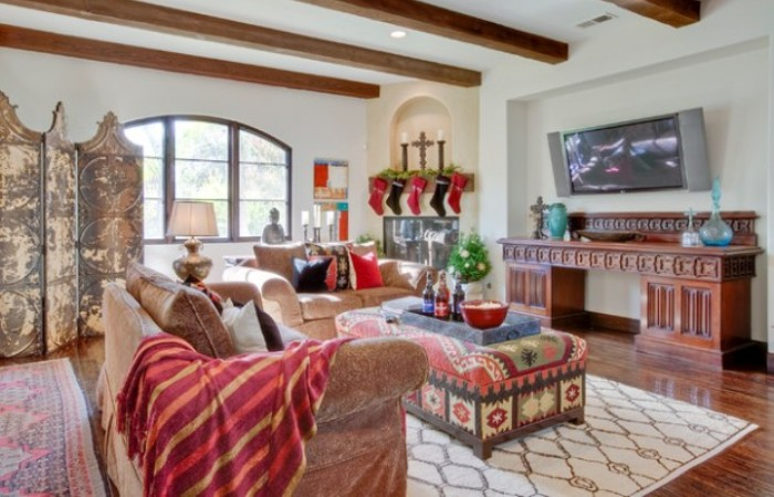 Moroccan Style Interior Design Ideas for Living Room