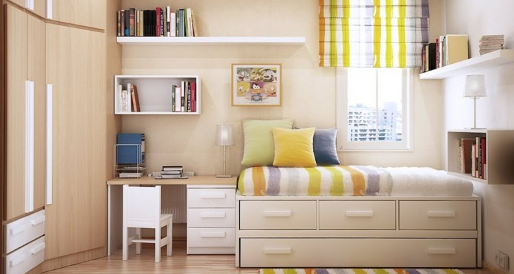 Pretty Small Bedroom Designs For Adults